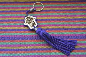 Viajar Marrakech compras llavero