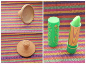 Viajar Marrakech compras pintalabios colorete souvenir