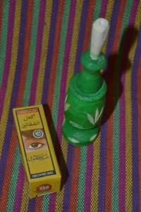 Viajar Marrakech compras souvenir khol