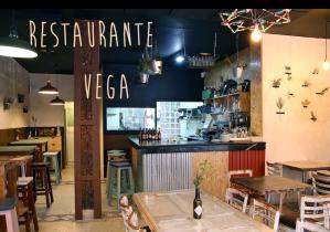 Restaurante vegetariano vegano Vega
